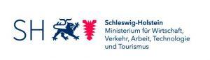 Logo Schleswig-Holstein Ministerium für Wirtschaft, Verkehr, Arbeit, Technologie und Tourismus
